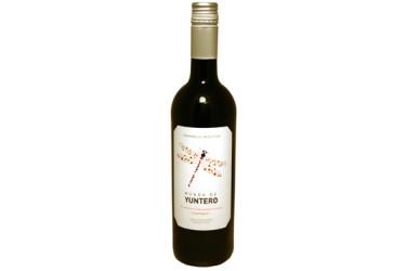 Biologische Rode Wijn Mundo Yuntero (fles 750 ml)