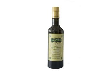 Biologische Olijfolie extra vergine Voordeelverpakking (Salvagno, 12 x 500 ml)
