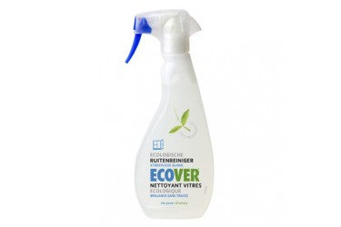 Ruitenreiniger spray (Ecover, 500 ml)