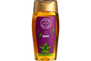 * Agavesiroop (Your Organic Nature, 250 ml)