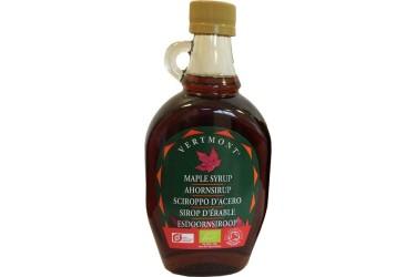 ** Biologische Ahornsiroop (Vertmont, 375 ml)