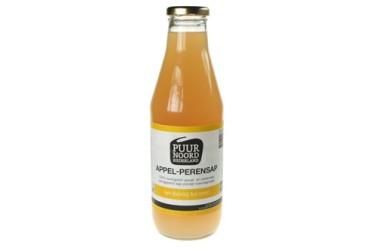 Biologische Appel-Perensap Puur (fles 750 ml)