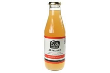 Biologische Appelsap Puur (fles 750 ml)