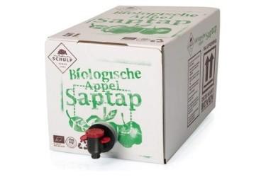 Biologisch Appelsap (Schulp, Tap 5 liter)