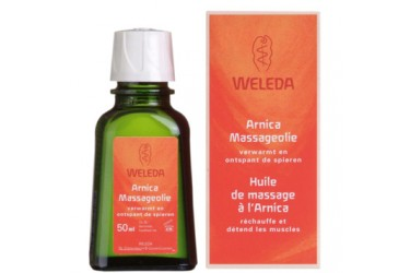 Weleda Massageolie Arnica (100 ml)