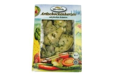 Biologische Artisjokharten (Bio-Verde, 150 gram)
