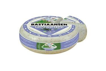 Biologische Geitenkaas Jong (Bastiaansen, 350 gram)