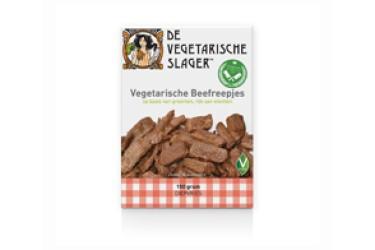 Beefreepjes (De Vegetarische Slager, 150 gram)