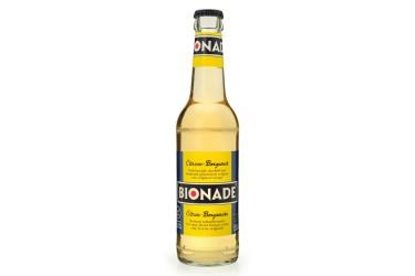 Biologische Frisdrank Citroen Bergamot Voordeelverpakking (Bionade, 12 x 330 ml)