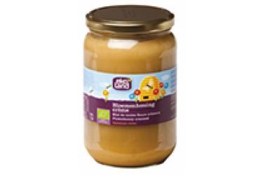 Biologische Bloemenhoning Crème (Ekoland, 900 gram)