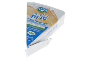 Biologisch Brie Puntje (Oma, 125 gram)