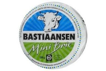 Biologische Brie van de Koe (Bastiaansen, 150 gram)