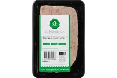Biologische Boeren-Room Paté (St Hendrick,, 140 gram)