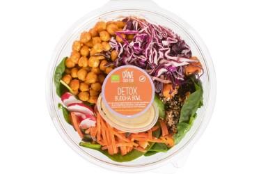 Biologische Salade Buddha Bowl Detox (Crave Good Food, 380 gram)