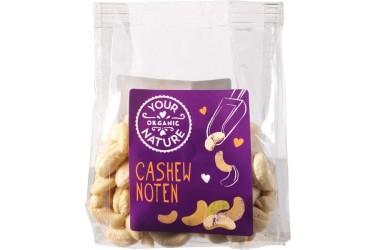Biologische Cashewnoten Voordeelverpakking (Your Organic Nature, 10 x 120 gram)