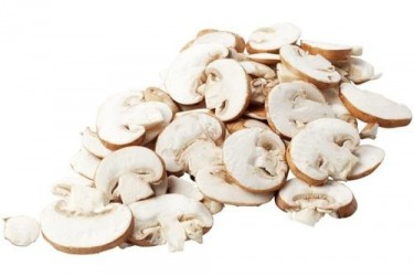 Biologische Kastanjechampignons Gesneden (250 gram)