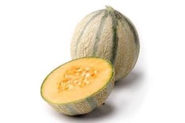 Biologische Meloen Cantaloupe, per stuk