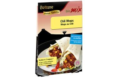 Biologische Kruidenmix Chili Wraps Voordeelverpakking (Beltane, 10 x 20 gram)