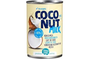 Biologische Kokosmelk (TerraSana, 400 ml)