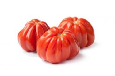Biologische Vleestomaten Coeur de Boeuf (500 gram)