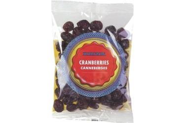 Biologische Cranberries Gedroogd Voordeelverpakking (Horizon, 10 x 100 g)