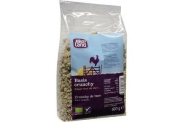Biologische Crunchy Basis (Ekoland, 600 gram)