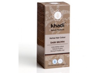 Khadi Hair Colour Dark Brown (100 gram)