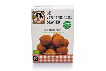 Biologische Vegetarische Bitterballen (The Vegetarian Butcher's Daughter, 9 x 30 gram)