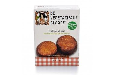 Gehacktballen (De Vegetarische Slager, 2 x 90 gram) OP=OP
