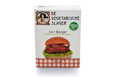 McBurger (De Vegetarische Slager, 2 x 80 gram)