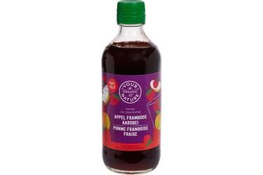 Biologisch Diksap Aardbei Framboos Voordeelverpakking (Your Organic Nature, 6 x 400 ml)