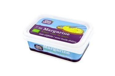 Biologische Margarine met Olijfolie (Ekoland, 500 gram)