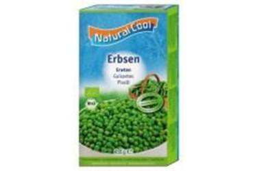 Biologische Doperwtjes zeer fijn (Natural Cool, 450 gram)