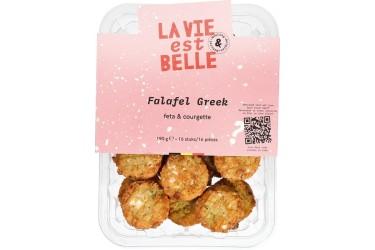 Biologische Falafel Greek (La Vie Est Belle, 200 gram)