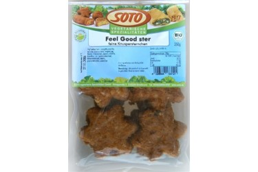 Biologische Feel Good Ster (Soto, 250 gram)