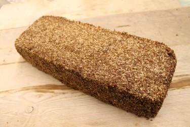 Biologisch Roggebrood (Biobakker Van Esch, 1200 grams)