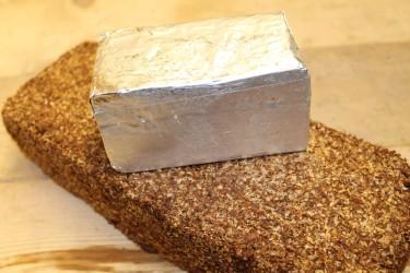 Biologisch Roggebrood pakje GESNEDEN (Biobakker Van Esch,  550 grams)