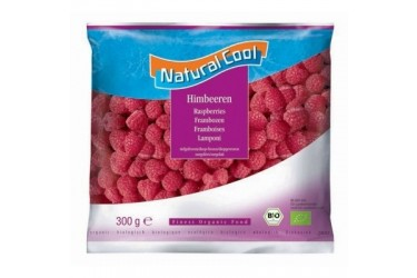 Biologische Frambozen (Natural Cool, 300 gram)
