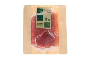 Biologische Prosciutto Crudo (Fumagalli, 70 gram)