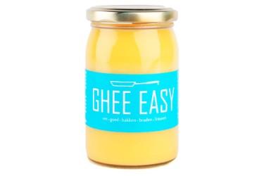 Biologische Ghee Naturel Voordeelverpakking (Ghee Easy, 6 x 245 gram)