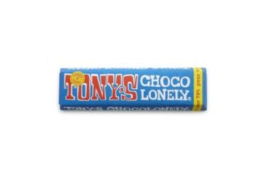 Tony's Chocolonely Chocolade Puur Fairtrade (50 gram) OP=OP
