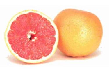 Biologische Grapefruit Roze (2 stuks)