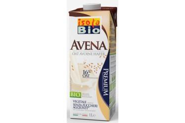 Biologische Haverdrink Voordeelverpakking (Isola Bio, 6 x 1 liter)
