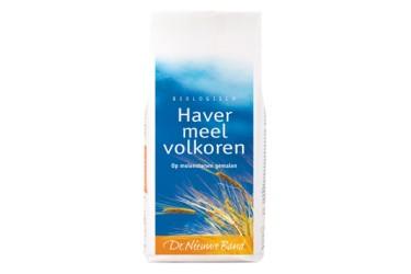 Biologische Havermeel Volkoren (Nieuwe Band, 500 gram)
