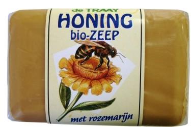 De Traay HoningZeep met Rozemarijn (250 gram)