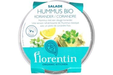 Biologische Hummus Koriander (Florentin, 170 gram)