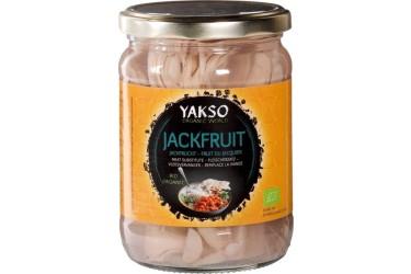 Biologische Jackfruit Voordeelverpakking (Yakso, 6 x 500 gram)