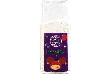 Biologische Kastanjemeel Voordeelverpakking (Your Organic Nature, 6 x 400 gram)