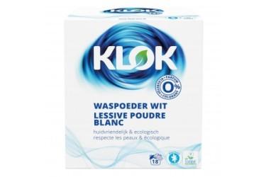Klok Waspoeder Wit Voordeelverpakking (4 x 1,2 kilo)