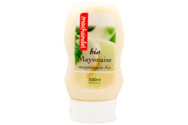 Biologische Mayonaise In Knijpfles (Machandel, 300 ml)